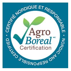 Certification AgroBoreal, un important levier de différenciation