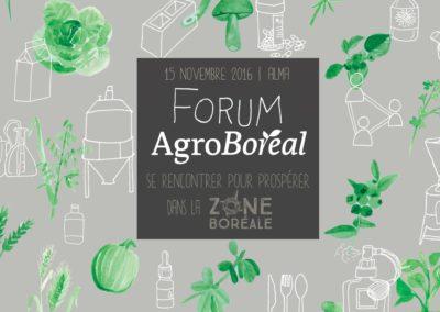 Forum AgroBoréal
